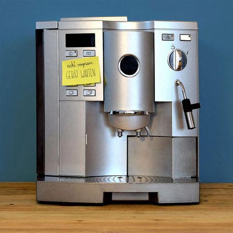 Kaffeemaschinen Wartung Hockenheim